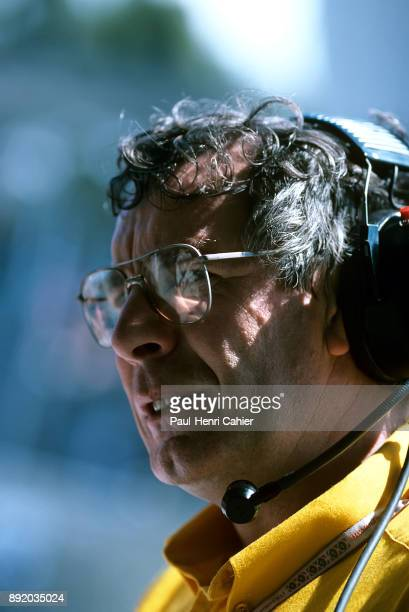 Gary Anderson Grand Prix of Argentina Autodromo Oscar Alfredo Galvez Buenos Aires 13 April 1997