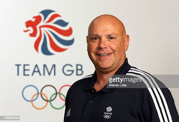 Gary Anderson Performance Director of the British Winter Olympic Bobsleigh Team poses for a portrait during the Team GB Winter Olympic Media Summit...