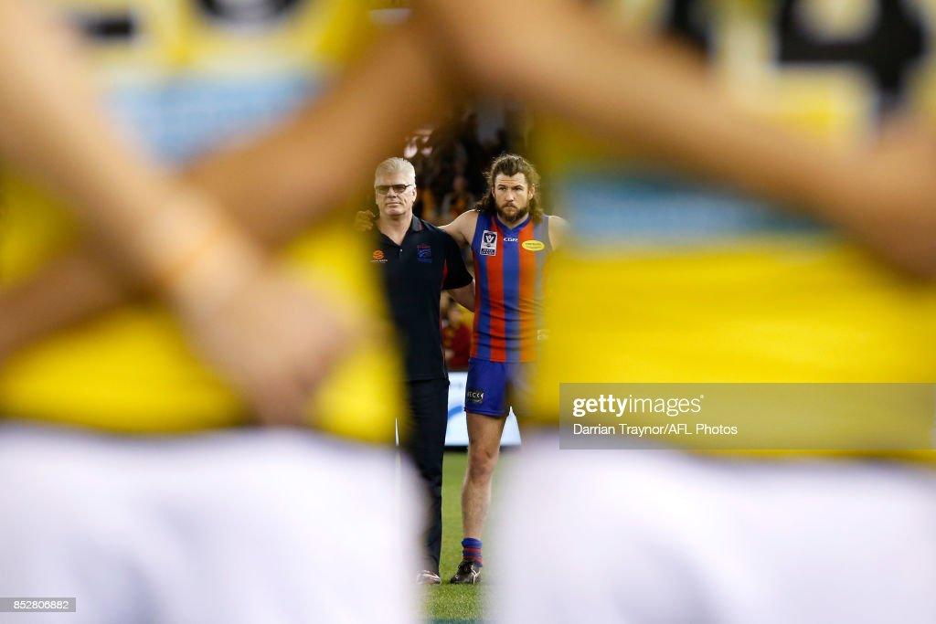 VFL Grand Final - Port Melbourne v Richmond : News Photo