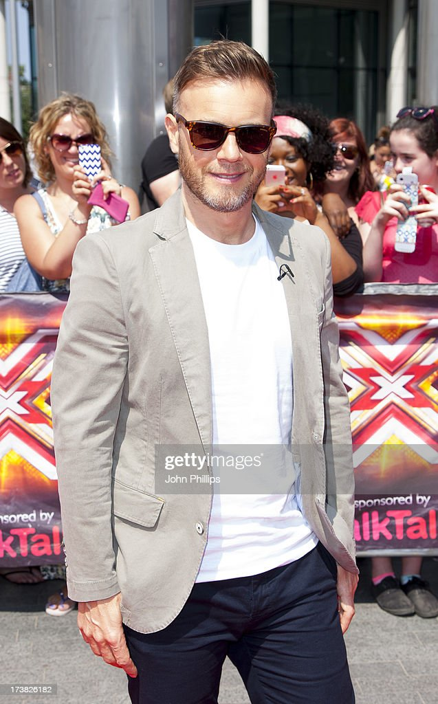 The X Factor - Last Day Of London Auditions - Red Carpet Arrivals