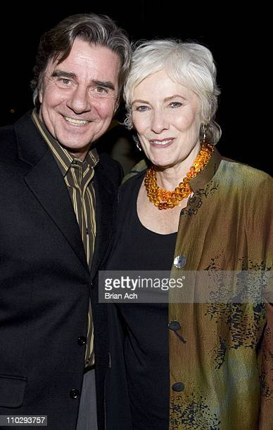 Gary Beach and Betty Buckley during Broadway Backwards to Benefit the Lesbian Gay Bisexual and Transgender Community Center at 37 Arts in New York...