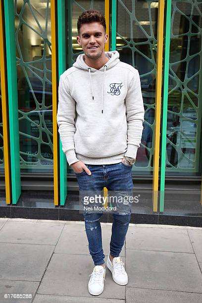 Gary Beadle from Geordie Shore launch Series 13 at MTV London on October 24 2016 in London England