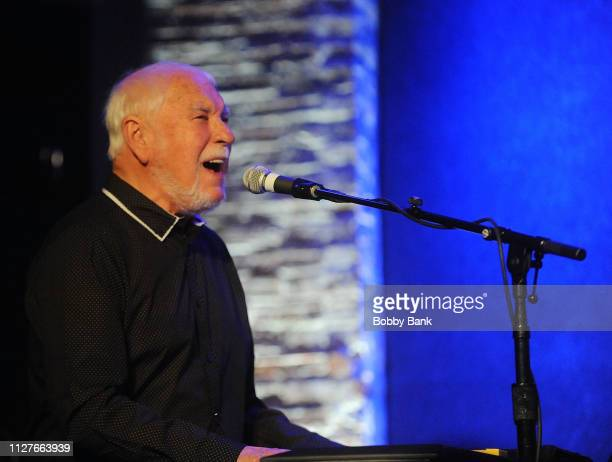 Gary Brooker of Procol Harum performs at City Winery on February 26 2019 in New York City
