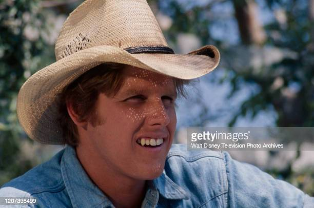 Gary Busey appearing on the ABC tv series 'The Texas Wheelers' episode 'The Twister'.