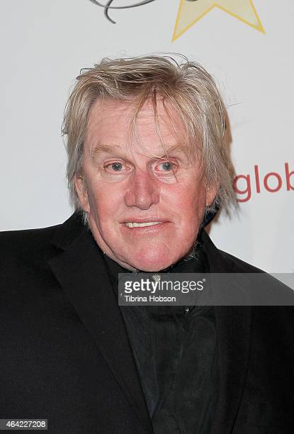 Gary Busey attends the Norby Walters 25th annual night of 100 stars Oscar viewing gala at The Beverly Hilton Hotel on February 22 2015 in Beverly...