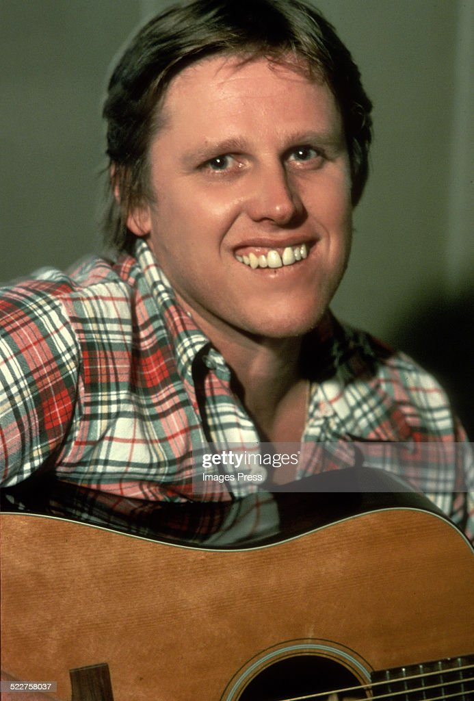 Gary Busey circa 1980 in New York City.