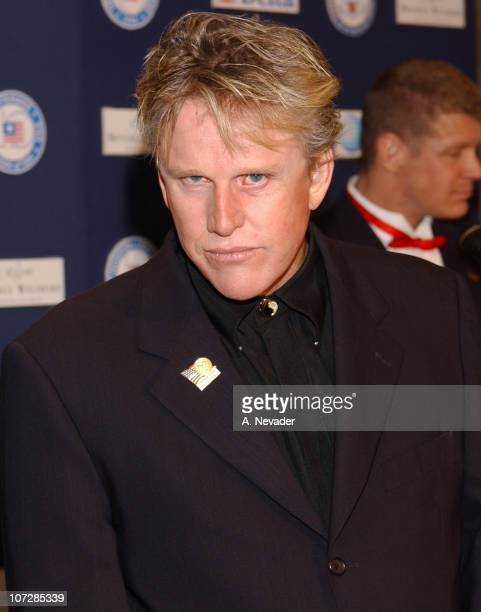 Gary Busey during Hollywood Joins Military Leaders in Honoring Kris Kristofferson as Veteran of the Year at the Eighth Annual American Veteran Awards...