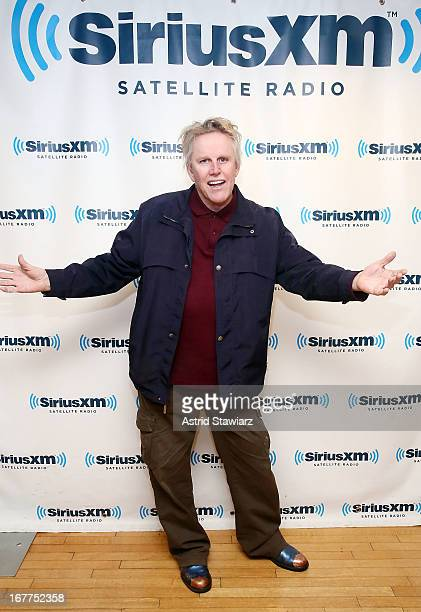 Gary Busey visits the SiriusXM Studios on April 29 2013 in New York City