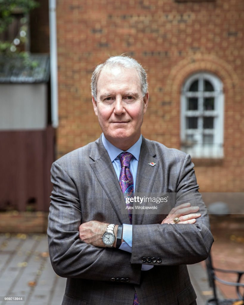 Gary C. Kelly, CEO of Southwest Airlines poses for a photo after hosting the annual meeting of shareholders on May 16, 2018 in Annapolis, Maryland. On April 17 an engine on flight 1380 failed during flight, leading to the death of a passenger.