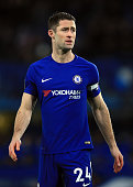 london england gary cahill chelsea during
