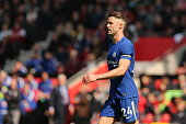 southampton england gary cahill chelsea during