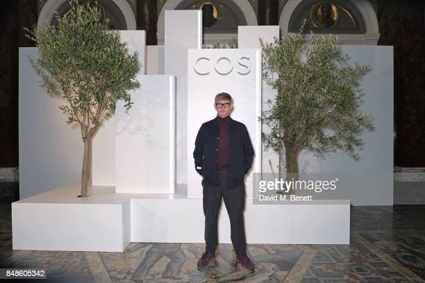 Gary Card attends the COS 10 year anniversary party at The National Gallery on September 17 2017 in London England