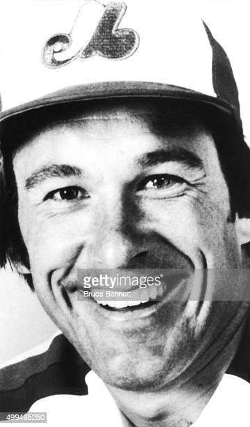 Gary Carter of the Montreal Expos poses for a portrait in March, 1982 in Montreal, Quebec, Canada.