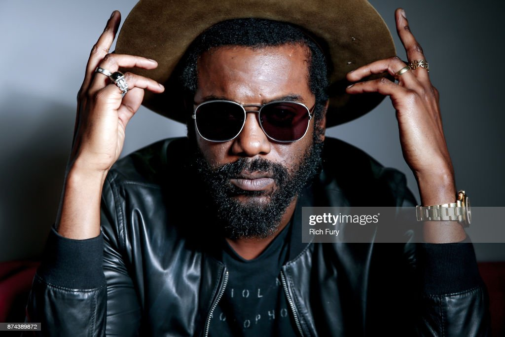 Gary Clark Jr. Photo Shoot