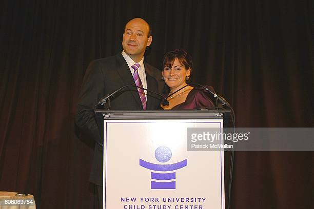 Gary Cohn and Lisa PevaroffCohn attend Ninth Annual Child Advocacy Award Dinner to Benefit the NYU CHILD STUDY CENTER Honoring FIONA and STANLEY...