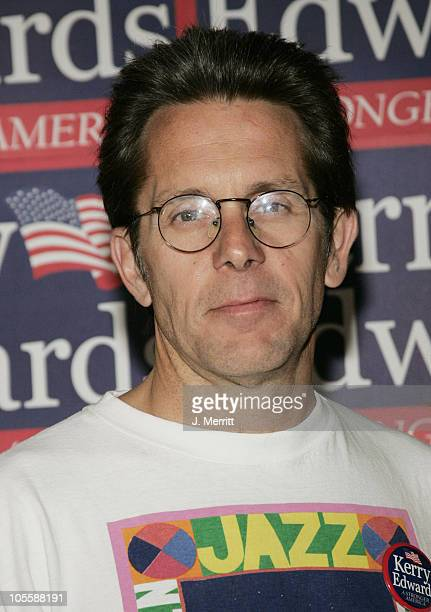 Gary Cole during Kerry Edwards Democratic National Committee Benefit at Avalon Hollywood/Spider Club in Hollywood California United States