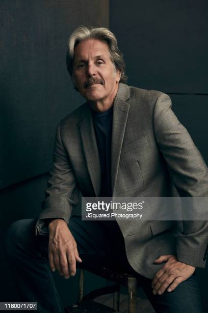 Gary Cole of ABC's 'Mixed-ish' poses for a portrait during the 2019 Summer TCA Portrait Studio at The Beverly Hilton Hotel on August 05, 2019 in...