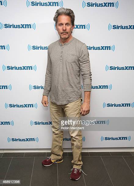 Gary Cole visits at SiriusXM Studios on April 8 2015 in New York City
