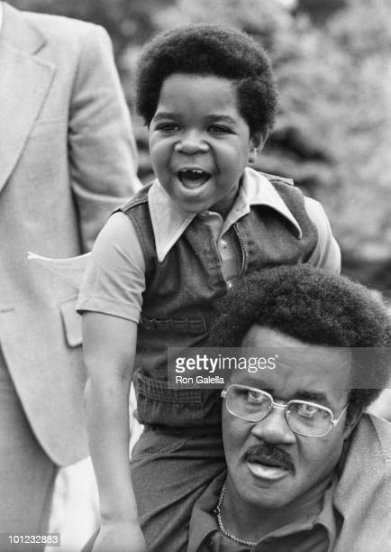 Gary Coleman and father