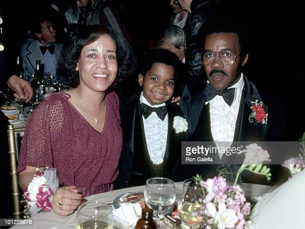 Gary Coleman and his parents