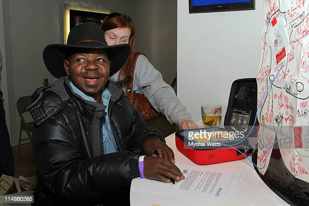 Gary Coleman during 2007 Park City Philips Lounge at Village at the Lift Day 5 at Philips Lounge in Park City Utah United States
