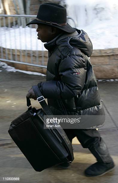 Gary Coleman during 2007 Park City Seen Around Town Day 5 in Park City Utah United States