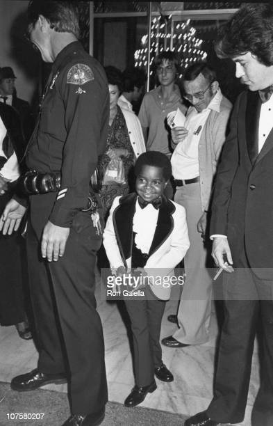 Gary Coleman during 33rd Annual Emmy Awards After Party at Century Plaza Hotel in Century City California United States