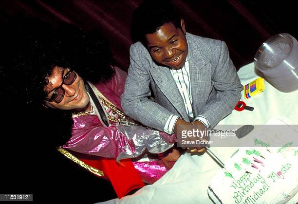 Gary Coleman during Michael Musto Birthday at Club USA in New York City New York United States