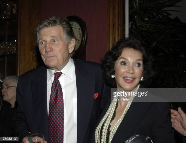Gary Collins and Mary Ann Mobley