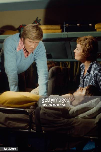 Gary Collins Marge Redmond Jess Walton appearing on the Walt Disney Television via Getty Images series 'The Sixth Sense'