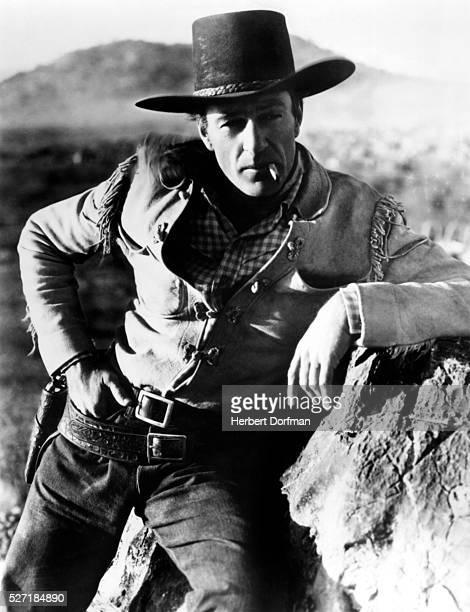 Gary Cooper in Western