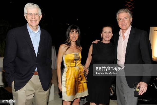 Gary Cypres Sarah Banks Kathi Cypres and Chuck Conlan attend MAYBACH and MOCA Art Basel Party with LCD SOUNDSYSTEM at The Raleigh Hotel on December 1...