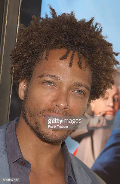 """Gary Dourdan arriving at the world premiere of """"Austin Powers in Goldmember."""""""