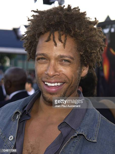 Gary Dourdan during 'XXX' Premiere in Los Angeles at Mann's Village in Westwood California United States
