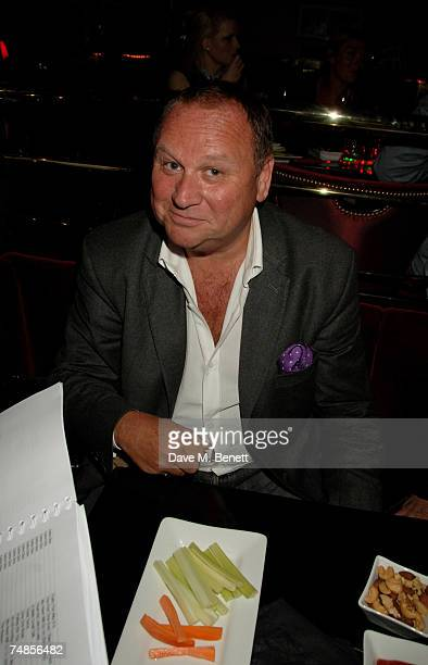 Gary Farrow attends the Hoping Foundation Benefit Evening hosted by Bella Freud in aid of the HOPING foundation at Ronnie Scott's on June 21 2007 in...