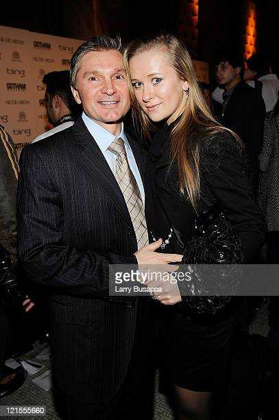 Gary Flom attends Gotham Magazine's Annual Gala hosted by Alicia Keys and presented by Bing at Capitale on March 15 2010 in New York City