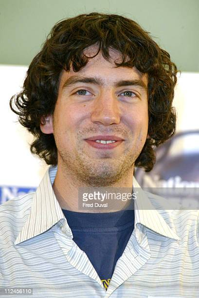 Gary from Snow Patrol during Panasonic Mercury Prize Nominees - Press Launch at Commonwealth Club in London, Great Britain.
