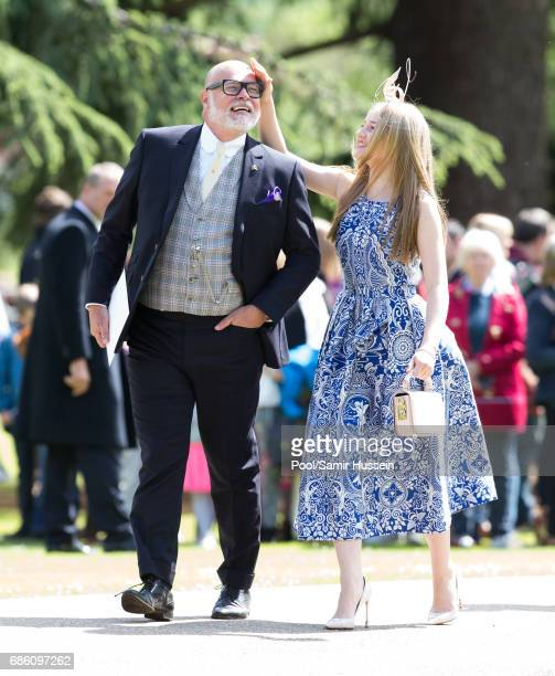 Gary Goldsmith attends the wedding Of Pippa Middleton and James Matthews at St Mark's Church on May 20 2017 in Englefield Green England