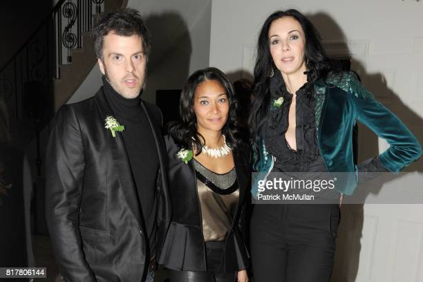 20b0f5949 Gary Graham Monique Pean and L'Wren Scott attend CFDA 2010 New Members  Party hosted. Editorial use only. Dee Ocleppo Tommy Hilfiger and Vera Wang  ...