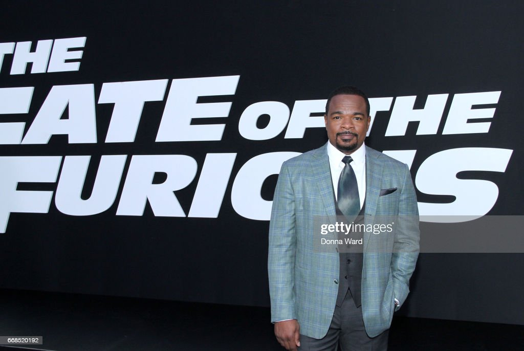 'The Fate Of The Furious' New York Premiere - Outside Arrivals : News Photo