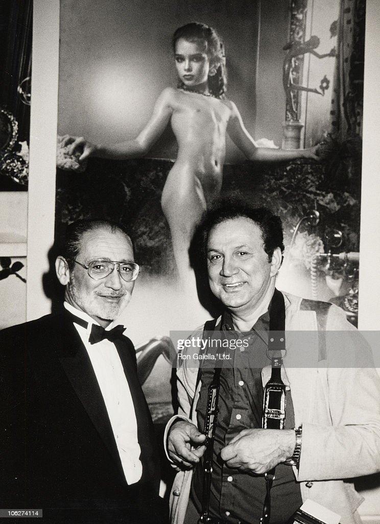 Gary Gross Limelight Exhibition - June 27, 1985 : News Photo