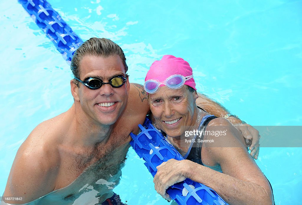 """Swim for Relief"" Benefiting Hurricane Sandy Recovery - Day 2"