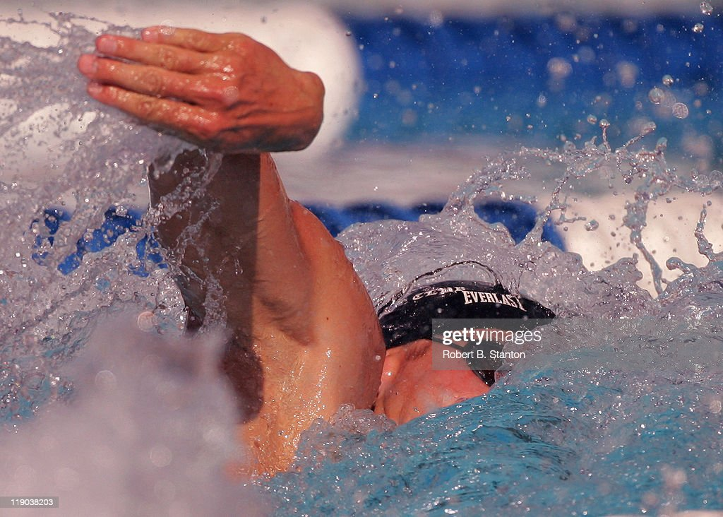U.S. Swimming Team Olympic Trials - July 10, 2004