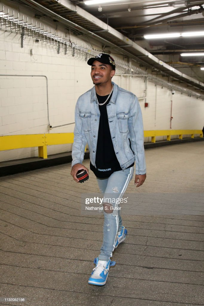 NY: Denver Nuggets v New York Knicks