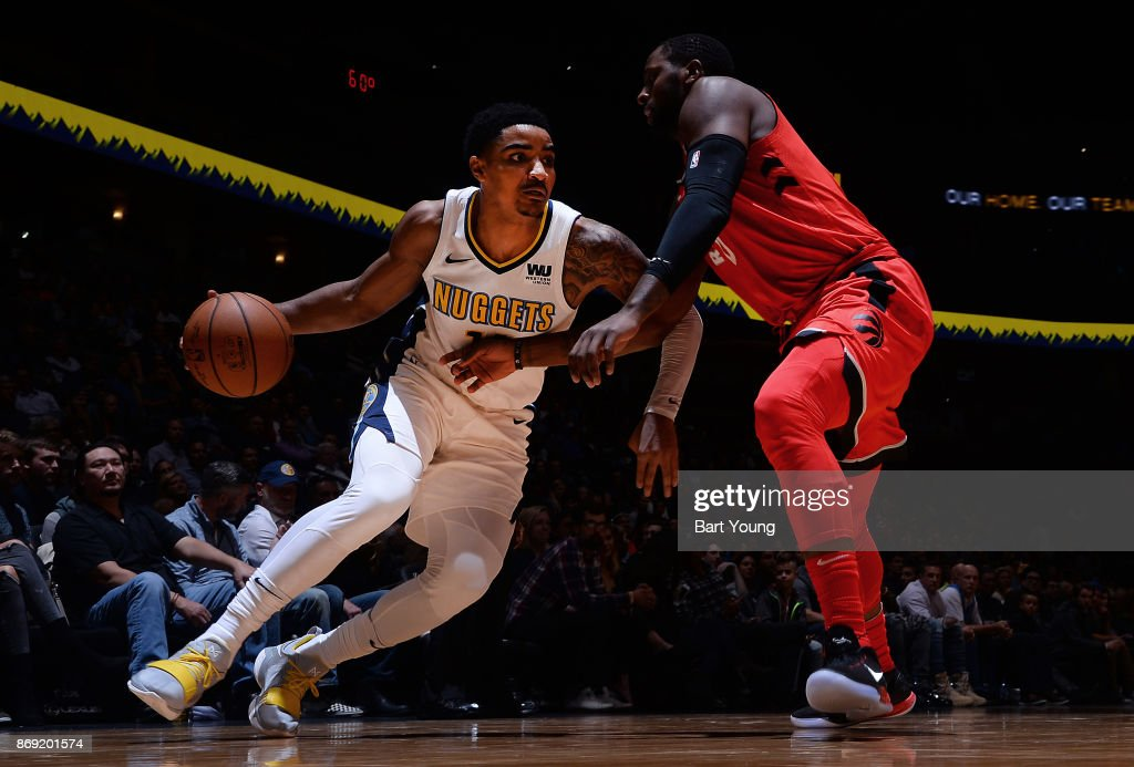 Toronto Raptors v Denver Nuggets