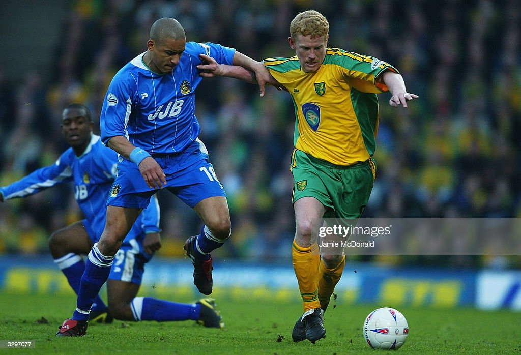 Norwich City v Wigan Athletic : News Photo