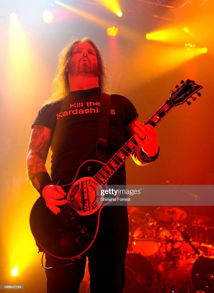 Slayer Perform At The O2 Apollo, Manchester