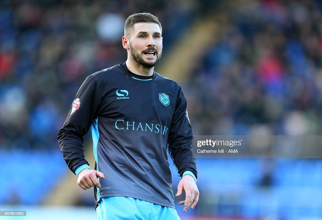 Shrewsbury Town v Sheffield Wednesday - The Emirates FA Cup Fourth Round : News Photo
