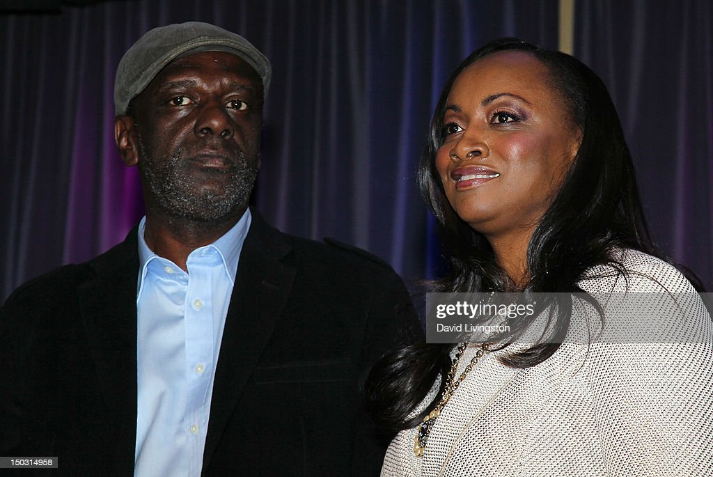 The GRAMMY Museum Press Event For 'Whitney! Celebrating The Musical Legacy Of Whitney Houston' : News Photo