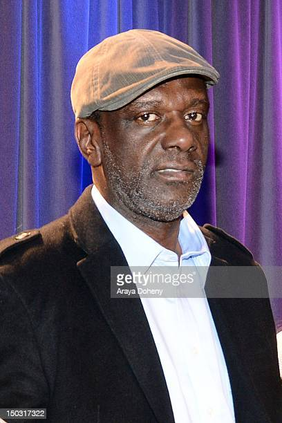 Gary Houston attends the GRAMMY Museum's Major Exhibition Whitney Celebrating The Musical Legacy Of Whitney Houston debut at The GRAMMY Museum on...
